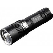 Fitorch P26R Αδιάβροχος Επαναφορτιζόμενος Φακός LED αλουμινίου ισχύος 3600 Lumens με ακτίνα δέσμης 265m και μπαταρία 4500mAh