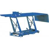 Ανυψωτικό Μοτοσυκλέτας με Ποδοκίνητη Υδραυλική Αντλία 400 Kg EXPRESS - EML-400