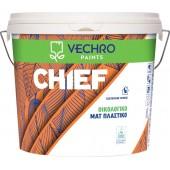 Chief Πλαστικό Eco Οικολογικό Ματ 9Lt VECHRO