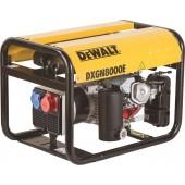 Επαγγελματική Τριφασική Γεννήτρια βενζίνης 7.0 kVA, 11.7 Hp DEWALT DXGN8000E 3-PHASE
