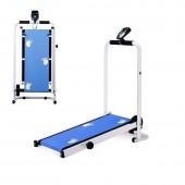 Φορητός Μαγνητικός Αναδιπλούμενος Διάδρομος Γυμναστικής CleverPad Blue  (090023)