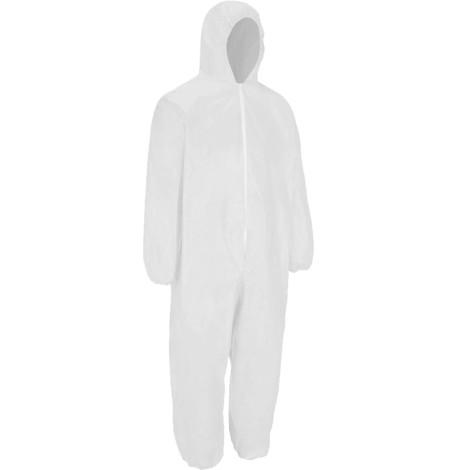 Φόρμα προστασίας λευκή Kapriol XXL/XL 28192