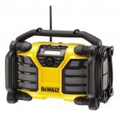 Ραδιόφωνο-φορτιστής DEWALT DCR017 χωρίς μπαταρία
