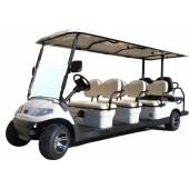 ATTIVA 8L.6 8Θέσιο Ηλεκτρικό Όχημα  Για Την Μεταφορά Επιβατών & Αποσκευών