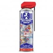 AC-90 Σπρέι Λιπαντικό Αντισκωριακό Πολλαπλών χρήσεων Action Can 500ml Με Twin